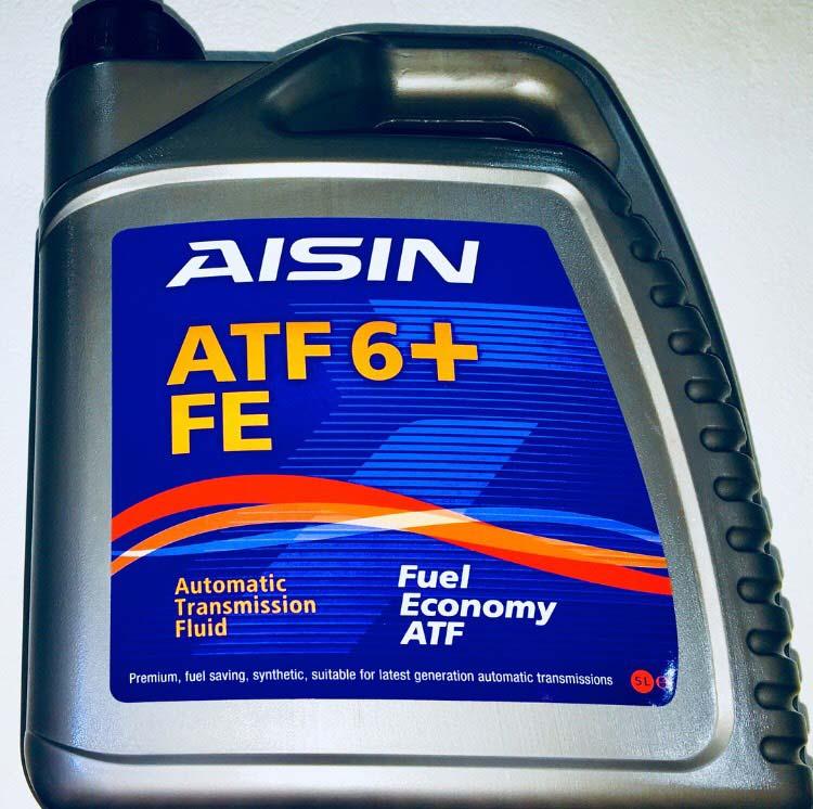 Масло AISIN в АКПП